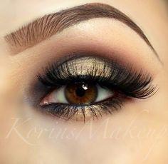 Makeup Artist Korins Makeup using Naked 2 and CoastalScents 28 Neutral palette