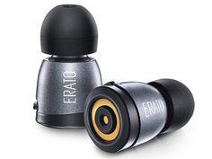 ERATO、マイク付きで世界最小の左右分離型Bluetoothイヤフォン「Apollo7」。片方で4g - AV Watch