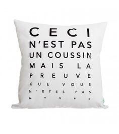 Le Coussin Myope