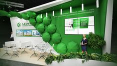 Exhibition Booth Design, Exhibition Stands, Fruit Company, Behance, Creative, Home Decor, Decoration Home, Room Decor, Exhibition Stand Design