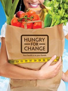 Hungry for Change exposes shocking secrets the diet, weight loss and food industries donÕt want you to know about deceptive strategies designed to keep you coming back for more. Find out whatÕs keeping you from having the body and health you deserve.