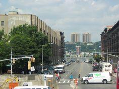 Sullo sfondo il New Jersey