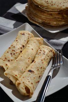 Χυλός για αλμυρές κρέπες Savory Crepes, Brunch, Cooking, Ethnic Recipes, Food, Greek, Instagram, Kitchen, Essen