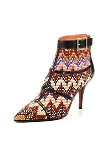 High Heel Bootie by Missoni Shoes at Gilt