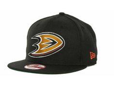 Anaheim Ducks NHL Base Snapback 9FIFTY Cap Hats 3d030adbb3
