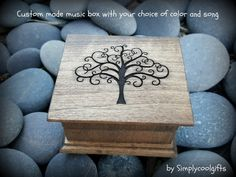 Check out this item in my Etsy shop https://www.etsy.com/listing/262739976/music-box-musical-box-music-boxes-wooden
