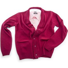 Camisa Colletti, suéter Emporium.