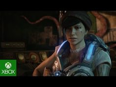 Gears of War 4 E3 2016 Co-op Gameplay Demo - YouTube