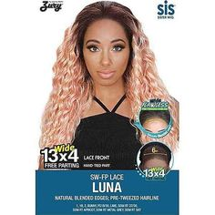 Check out this great offer I got! 360 Lace Wig, Lace Wigs, Synthetic Lace Front Wigs, Synthetic Hair, Tangled Hair, Air Dry Hair, Loose Waves, Lace Frontal, Hairline