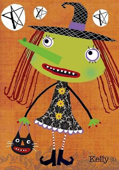 witch by deborah