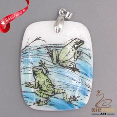 JEWELRY NECKLACE COLORING PAGES FROG PENDANT WHITE GEMSTONE ZL7001340 #ZL #PENDANT