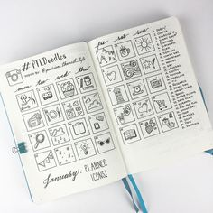 Have your heard about the Bullet Journal system yet? How I use my bullet journal to bring mindfulness and gratitude into my daily life & you can too! Organization Bullet Journal, Bullet Journal Layout, Bullet Journal Inspiration, Bullet Journals, Journal Ideas, College Problems, Journaling, Travelers Notebook, Doodles