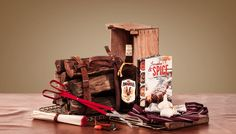 Big 5 Grill Master's Gift - Choose a few grilling must-haves, and a bottle of Amarula to create a bespoke braai giftset for a special man in your life. For great Amarula grill recipes check out our recipe board. Visit www.amarula.com/gifts#/gifts for more inspiration.