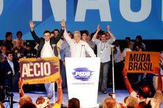 Aécio Neves perdeu hoje mais de 80 milhões de votos dos brasileiros #AécioPerdeu80milhões