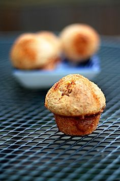 Apple Cinnamon Doughnut Muffins
