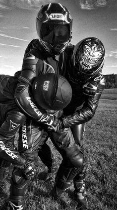 Gay Leather Biker from Belgium Bike Suit, Motorcycle Suit, Biker Photoshoot, Biker Couple, Bad Boy Style, Biker Love, Motorbike Leathers, Cute Teenage Boys, Biker Leather