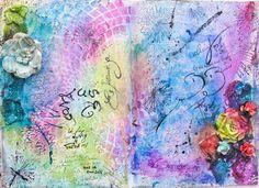 Maria Schmidt Scrap-Art-Design Stillborn, Bereavement, Altered Art, Scrap, My Arts, Songs, Writing, Schmidt, Art Journaling