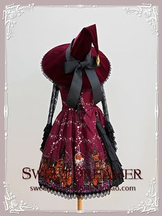 Perfect for Halloween! SweetDreamer at Taobao - The Witch's House wine