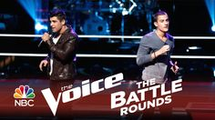 "The Voice 2014 Battle Round - Chris Jamison vs. Jonathan Wyndham: ""Young..."