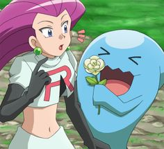 Jessie and Wobbuffet