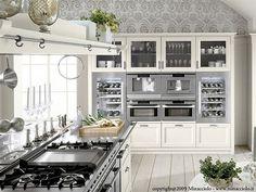 Landelijke keuken van English mood van Minacciolo   Interieur inrichting