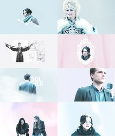 catching fire + pastel