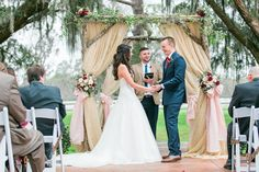 Details from a southern wedding at Plantation Oaks Farms in Callahan, FL  | Wedding details & wedding photography | Boots | Rustic & Elegant | Bride and Groom| Engaged | Wedding Dress