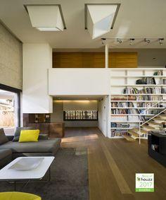 ➝ #BestOfHouzz2017   Casa D&E Nuestro proyecto, entre los más populares del 2016 (Diseño). ¡Gracias! #arquitectura #interiorismo