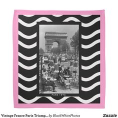 Find classic Vintage bandanas and handkerchiefs on Zazzle. Vintage Bandana, Bandanas, Vintage Photos, France, Versailles, Vienna, Austria, Opera House, Palace