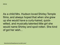 Sherlock Head Canon. I can't stop giggling at the fact that Sherlock is basically a little girl.