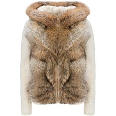 Woolrich W's Luxury Fur Jacket (3.765 RON) ❤ liked on Polyvore featuring outerwear, jackets, fur, coats, feather white, white feather jacket, feather jacket, white fur jacket, fur jacket and white jacket