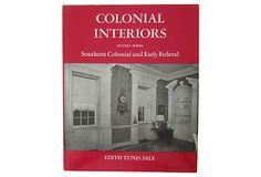 Southern Colonial  Federal Interiors on OneKingsLane.com