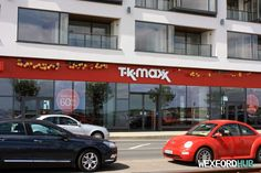 The T.K. Maxx store on Paul Quay in Wexford Town.