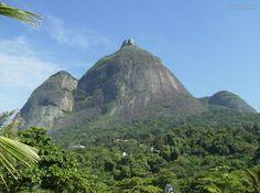 Piedra Bonita, Río de Janeiro