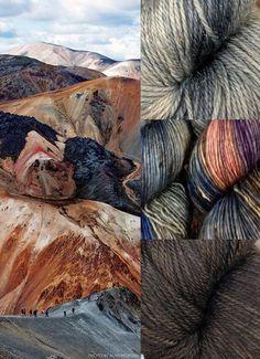 Inspiration Series - Icelandic Landscape (PRE-ORDER)