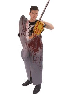 sharknado party ideas | Sharknado Costume Kit (ref: 75395 )
