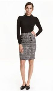 hm-fousta Skirts H & M 2017
