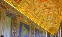 The Vatican Museums - #1 of Rome Tourist Attractions