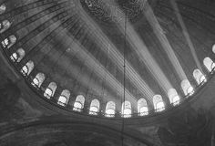 Koepel moskee binnen Istanbul / Interior of a mosque in Istanbul by Nationaal Archief, via Flickr