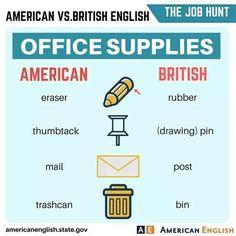 Writing Promps, English Writing Skills, English Lessons, Teaching English, British English Words, Learn English Words, English Vocabulary Words, English Phrases, British And American English