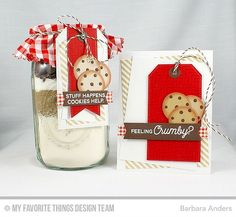 This is one of my classes for MFT's November release using LLD Cookie Crumbs Stamp Set and LLD You're the Milk to My Cookie :) Details on my blog, link in my profile. @mftstamps  #onmyblogtoday, #mftstamps, #stamping #diecutting ##die-namics #cards #papercrafting #handmade #handmadecrafts #crafts #cardmaking #ontheblogtoday, #banders03123