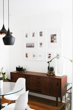 How to Make a Gallery Wall (Part 2) – the final look