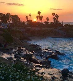 La Jolla Cove San Diego CA by balchphoto | California Feelings