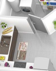 Plan de maison en L Oisans - plan maison gratuit Basement Remodeling, Architecture, Storage Chest, Cabinet, Furniture, Dom, Home Decor, Traditional House, Arquitetura