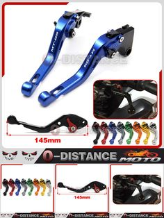 [Visit to Buy] For YAMAHA MT 09 MT-09 Tracer 2014-2015 2016 Motorcycle Accessories Short Brake Clutch Levers LOGO MT-09 #Advertisement