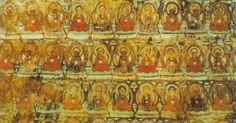 The Bezeklik Thousand Buddha Caves are complex of Buddhist cave ...