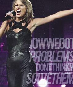 Bad Blood- Taylor Swift