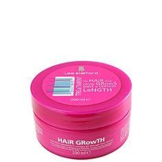 Lee Stafford Hair Growth Treatment Mask - Máscara de Tratamento Intensivo 200ml - Beleza na Web
