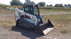 2010 Bobcat T630 Compact Track Skid Steer Loader Diesel Engine Hydraulic Machine