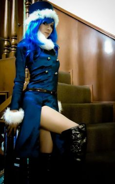 GoBoiano - 23 Fairy Tail Cosplay That Bring The Series To Life, omg juvia